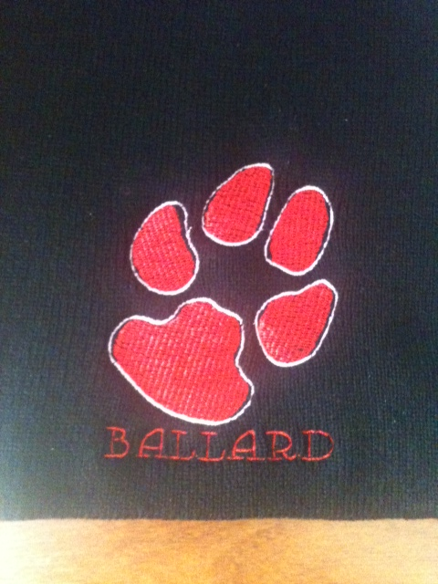Ballard Bulldogs Stocking Cap